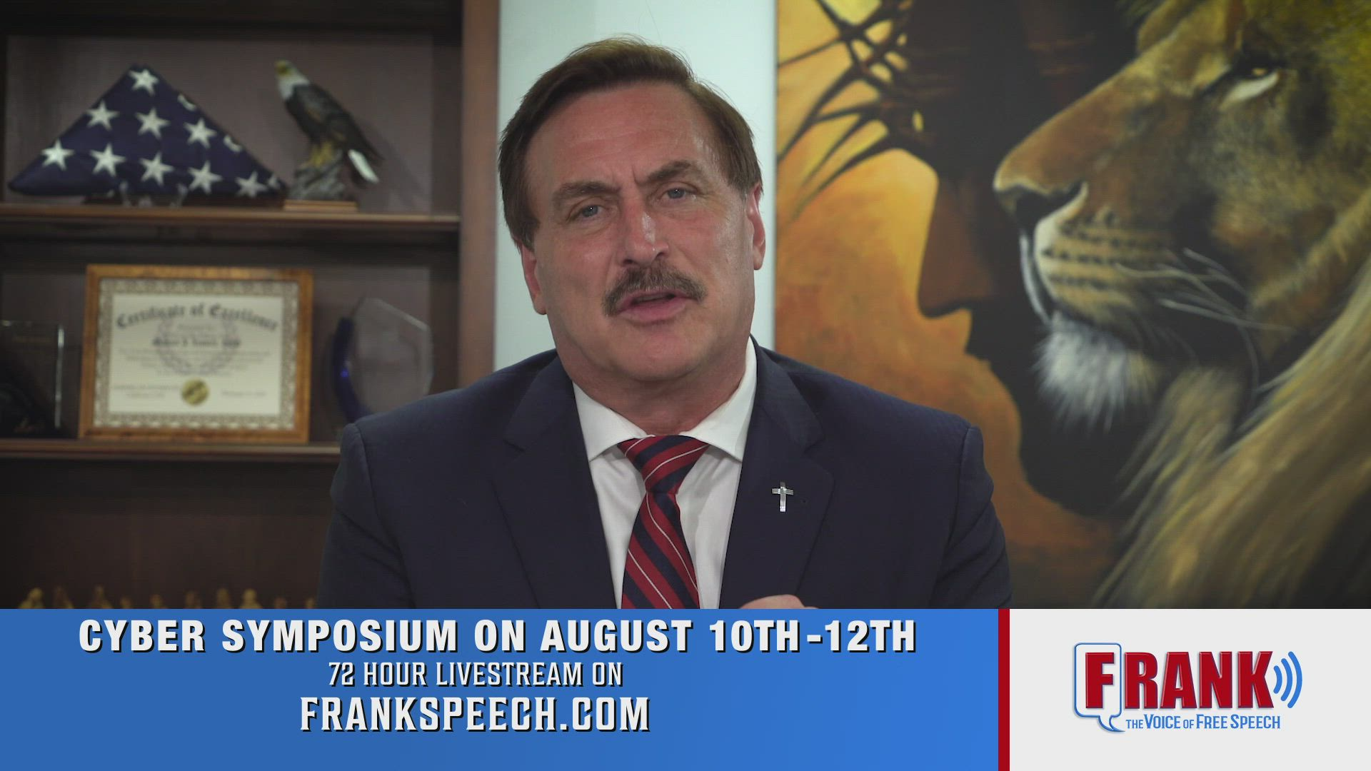 Tickets for Mike lindell cyber symposium - Book now